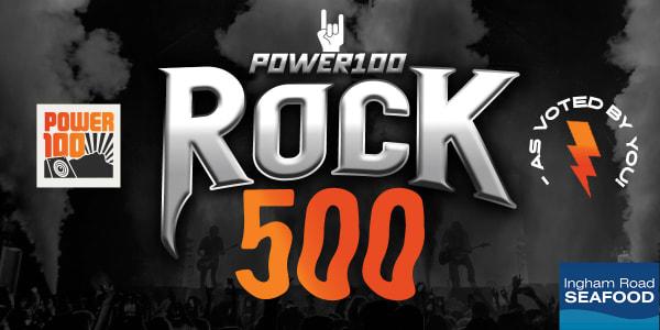 NQL TSV P10 Power100 Rock 500
