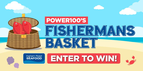 Enter today for the chance to win a $100 seafood tray from Ingham Road Seafood