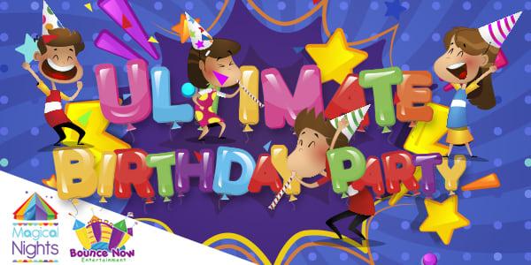 Slider Ultimate Kids Party