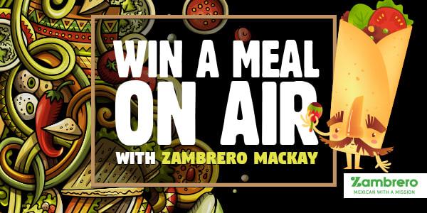 Slider Win a Meal on Air Zambrero