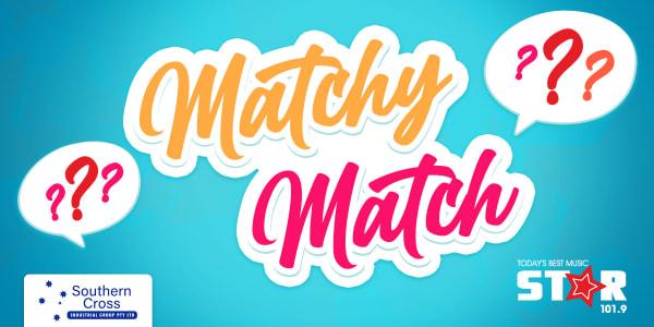 Matchy Match