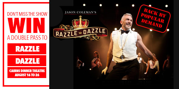 Slider Win tickets to Razzle Dazzle