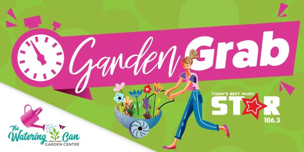 NQL TSV S63 Garden Grab The Watering Can Slider