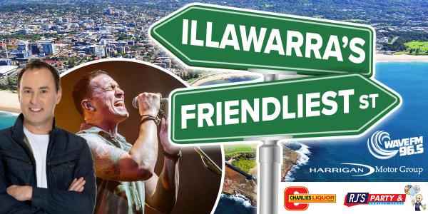 NSW WOL WFM Illawarras Friendliest Street slider4
