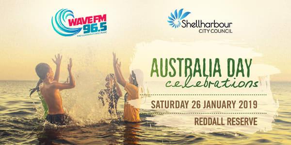 Australia Day at Reddall Reserve