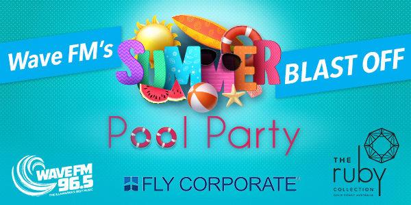 Summer Blast Off slide