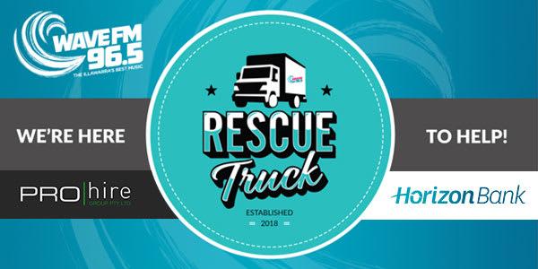 Wave FM Rescue Truck2020
