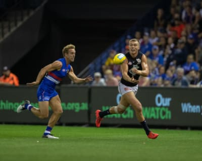 Cripps ready for Blues to deliver