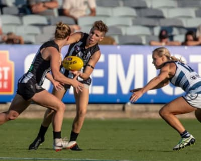 Inaugural Magpie calls time