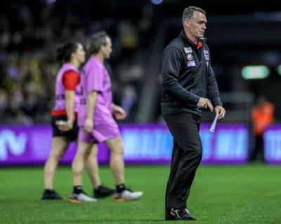 Richo resigns