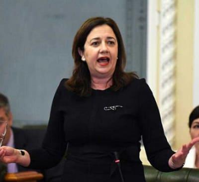 Qld premier apologises Annastacia Palaszczuk 600x400