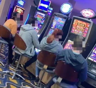 Poker Machines Carlyle Hotel