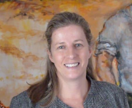 CEO Lucy Roffey Buloke Shire Central Goldfields CGS Head Shot