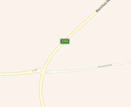 Granite Road and Bacchus Marsh Road intersection.PNG