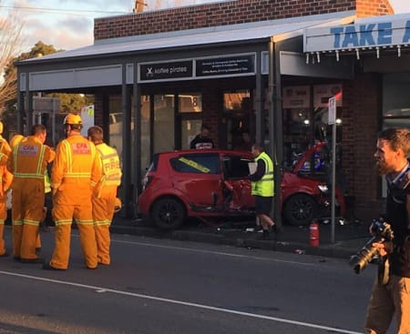 bakery hill truck v car v shop 19 july 2019 pic by spaldo andrew fry unnamed 1