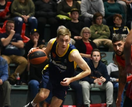 melbourne united media sam short ballarat miner nbl basketball