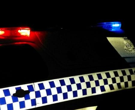 police van night 1a