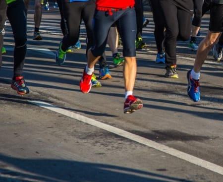 running fun run pixabay