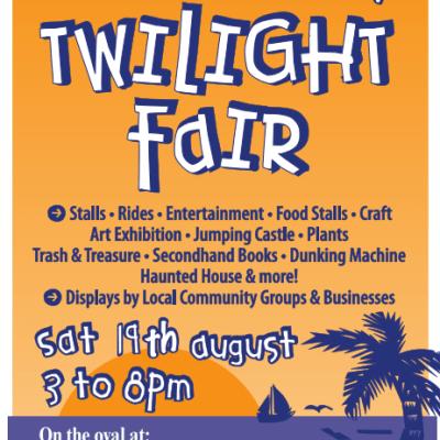 Nightcliff Community Twilight Fair
