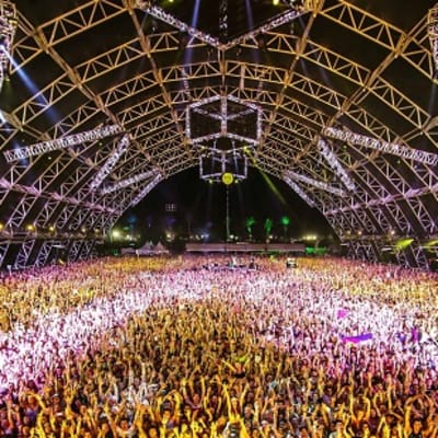 Bassnectar Live at Coachella Wknd 2