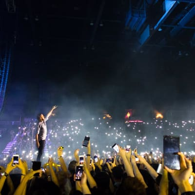Imagine Dragons Asia Tour - Hong Kong
