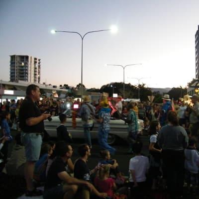 Cairns Festival Parade August 2012 - 047