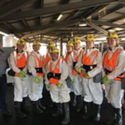 AngloAmerican Moranbah SHS Underground Mine Tour