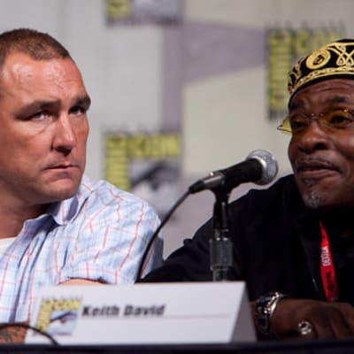 The Cape Panel - Vinnie Jones and Keith David