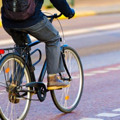 Curb Your Car - Bike to Work Week