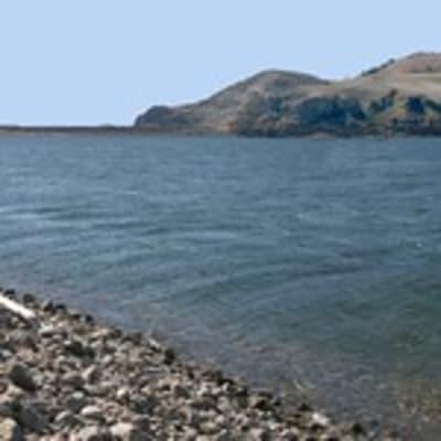 #mypubliclandsroadtrip 2016: Places to Drop a Line, Mackay Reservoir