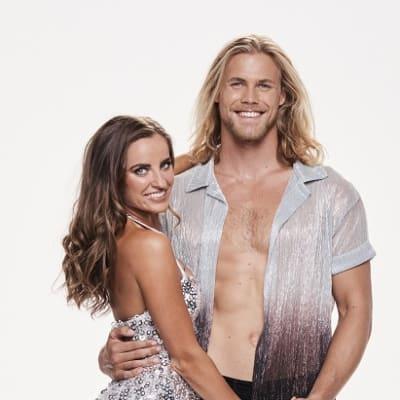 DWTS 2019 Jett Kenny and Lily Cornish