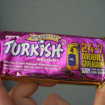 Australian Turkish Delight