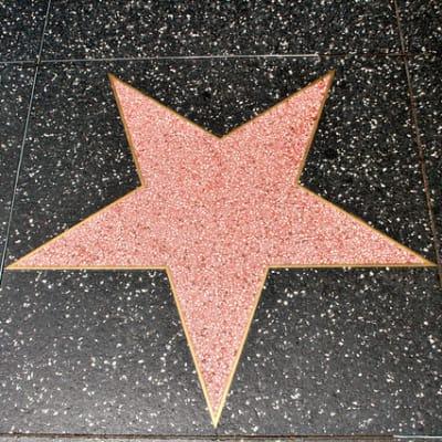 Walk of Fame Hollywood