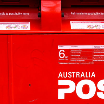 Australia post #dailyshoot #Adelaide