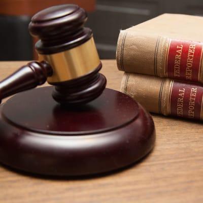 Court Gavel - Judge
