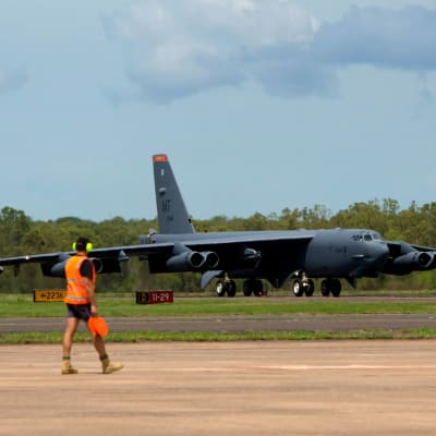 darwin RAAF base no credit