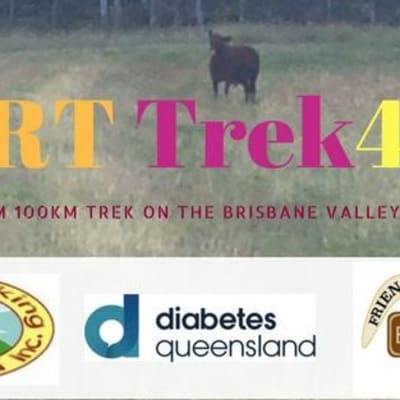 Brisbane Valley Rail Trail Trek for Diabetes QLD
