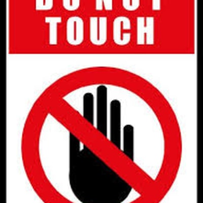 DONT TOUCH 2