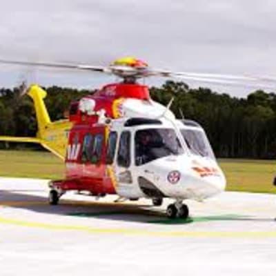 westpac helcopter