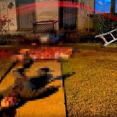 cops halloween display returns