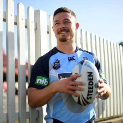 Blues want quick tempo for Origin II_Damien Cook.jpg