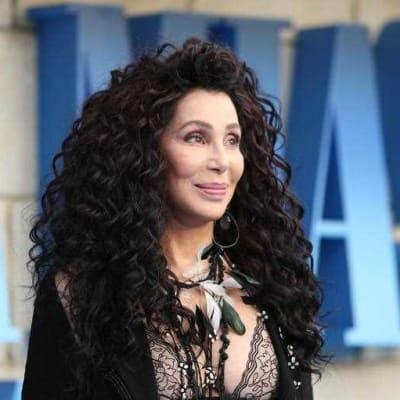 Cher blasts Trump