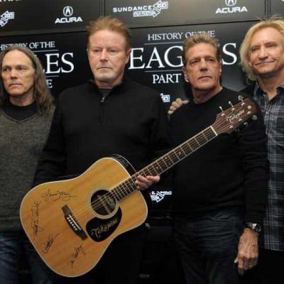 Eagles overtake Jackson in album race.jpg