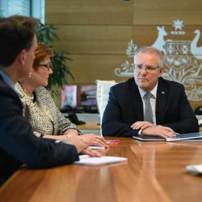 Ministry refresh on Morrison