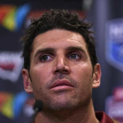 Outgoing Barrett not on Panthers