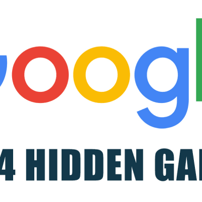 Top 4 Games that are Easter Eggs in Google
