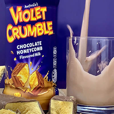 violet crumble milk 1