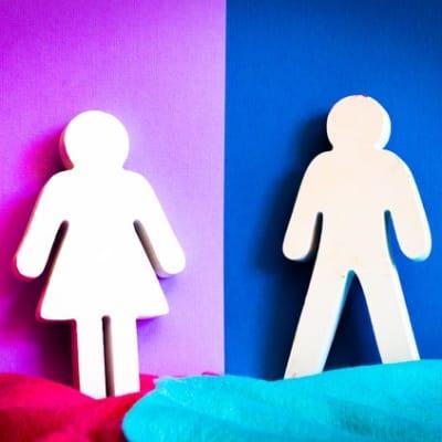 gender man woman
