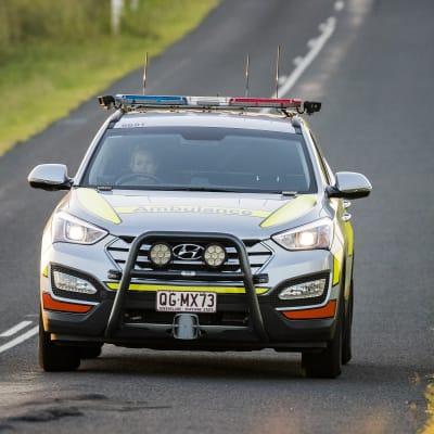 Queensland Ambulance Service Boonah.