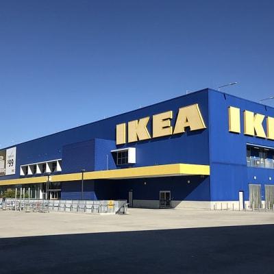 Ikea Logan store